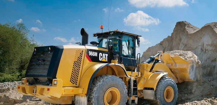 CAT Rental | CAT Machine Rental